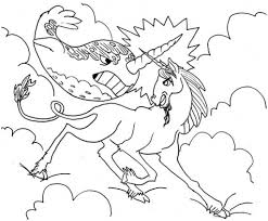 Unicorn And Narwhal Fight In The