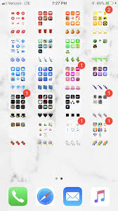 color-coded apps🍭