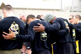 Design Your Own Office Gorgeous Custom TShirts For Praying Before Officer Vs Enlisted Football Game