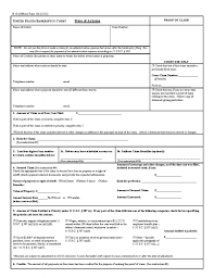 Change Of Address Change Of Address Proof Template Verification