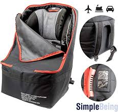 Baby Car Seat Travel Bag Child Care Home