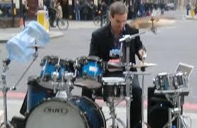 Insane D&B/Jungle/<b>HipHop</b>/R&B Drumming nr Liverpool Street Station