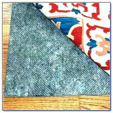 do rug pads damage hardwood floors best for pad necessary area