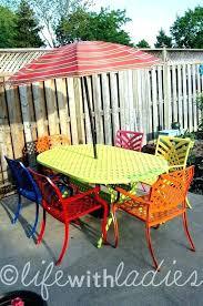 repainting metal patio furniture localbeacon co painting rusted metal patio furniture