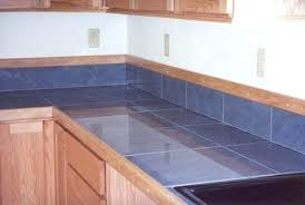tile countertop edge pieces options granite