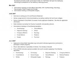 Med School Resume Samples Medical Admission Template Example College