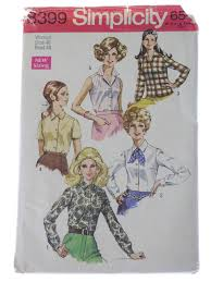 Simplicity Blouse Patterns Interesting Retro 48s Sewing Pattern 48 Simplicity Pattern No 48