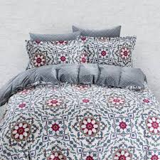duvet cover sheets set dolce mela