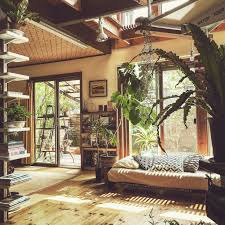 An Earthy Japanese Home.