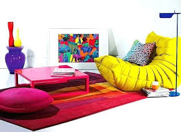 colorful furniture. Colorful Furniture White Room With Red Rug And Sofa Animal Crossing .