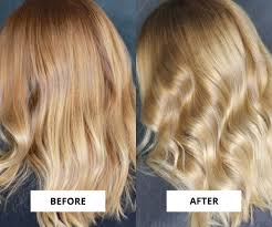 Hairstyle Dark To Light How I Went From Dark Blonde To Light Blonde Without Bleach