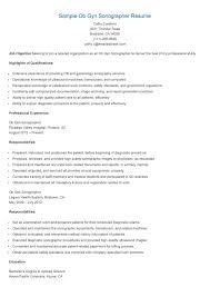 Ob Gyn Resume Examples Ob Gyn Resume Savebtsaco 4