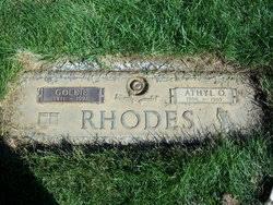 """Athyl Orene """"A.O."""" Rhodes (1906-1965) - Find A Grave Memorial"""