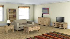 pine living room furniture sets