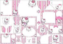 Printable Hello Kitty Invitations Personalized Hello Kitty Free Templates Birthday Invitation Template