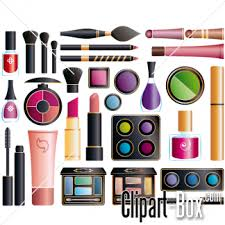 name makeup kit clipart make up kit