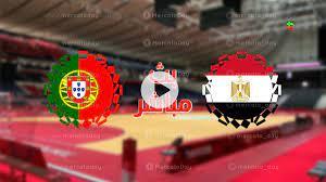 بث مباشر | مشاهدة مباراة مصر والبرتغال في كرة اليد باولمبياد طوكيو 2020 يلا  شوت
