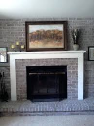 astounding resurface a brick fireplace reface brick fireplace with stone with fireplace refinishing ideas resurface brick