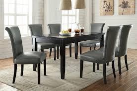 espresso colored dining room tables. cst103621-102882 7 pc newbridge collection espresso finish wood faux marble top dining table set colored room tables a