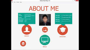 Awesome How To Make An Interactive Resume Images - Simple resume .