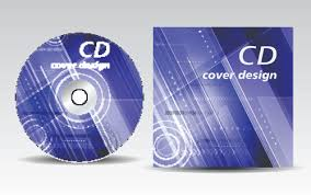 Cd Cover Presentation Vector Template Material 14 Free Download