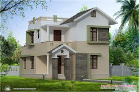 Small Picture 1400 square feet small villa elevation Kerala home design and