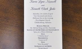 sample wedding program wording wedding wedding programs gratify wedding programs uk awe