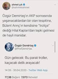 """Hilâl Kaplan on Twitter: """"… """""""
