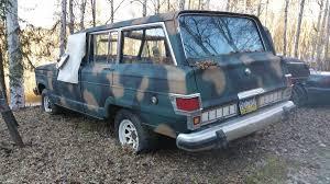 1982 jeep grand wagoneer 4x4 258 i6 auto for in kenosha next