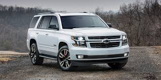 Tahoe Full Size SUV: Special Editions   Chevrolet