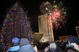 Empire State Plaza Christmas Tree Lighting New York State Tree Lighting Ceremony The Daily Gazette
