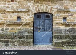 small old door background