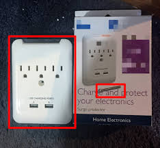 how to install an outlet‐mounted surge protector or usb extender box image titled install an outlet mounted surge protector or usb extender box step 1 png