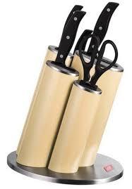 <b>Набор ножей Азия</b>, кремовый, <b>Wesco</b>
