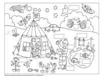 Kleurplaat Start Groep 3 Tips Bij De Kinderboekenweek 2019