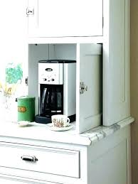 office coffee stations. Office Coffee Station Furniture Cabinet Stations For Hidden Cabinets Home Interior Figurines