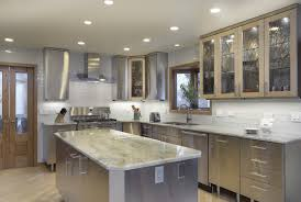 kitchen design stainless steel kitchen cabinets with glass doors intended for stainless steel kitchen cabinets ikea