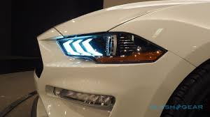 2018 ford headlights. perfect headlights 2018 ford mustang gt photos just donu0027t do it justice intended ford headlights
