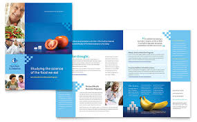 marketing slick template medical health care marketing brochures flyers