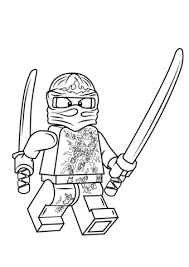 Small Picture Lego Ninjago Kai Nrg coloring page Free Printable Coloring Pages
