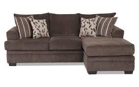 brown chaise sofa.  Brown Miranda Chaise Sofa For Brown Bobu0027s Discount Furniture