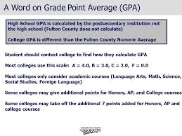 college gpa scale sophomore a dvisement northview high school counselors students