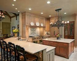 popular of country kitchen lighting and wonderful french country kitchen lighting fixtures oak four light
