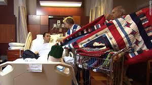 Saying thanks to soldiers with quilts - CNN.com & Saying thanks to soldiers with quilts Adamdwight.com