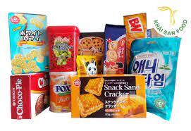 Tìm Nguồn Hàng Bánh Kẹo Nhập Khẩu Giá 1 Vốn 4 Lời - Khải San Food