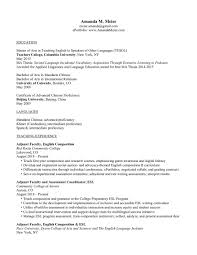 You are using a proven and professional cv layout which is guaranteed to get you more job interviews Curriculum Vitae Amanda Meier