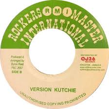 45cat - Quench Aid - Sensi In The Morning / Version Kutchie - OJ36 - Jamaica