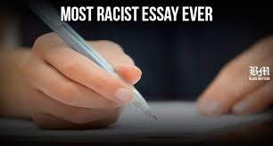 maryland high school student calls for killing of black people  most racist essay ever