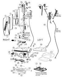 oreck u3800hh xl element pro parts and accessories partswarehouse oreck u3800hh