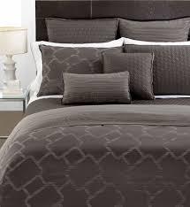 hotel collection gridwork 10 x 20 decorative pillow striped graphite